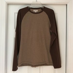 Banana Republic Soft Touch Long Sleeves Tee Shirt